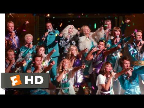 Mamma Mia! Here We Go Again (2018) - Super Trouper Scene (10/10) | Movieclips