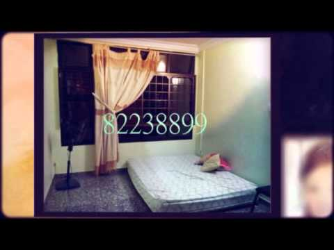 SINGAPORE RENTAL - HDB Exec Apt Woodlands Blk 581