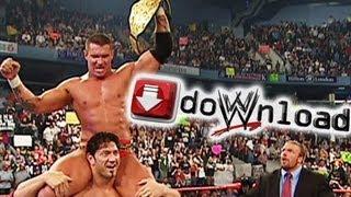 WWE Download - Crashing into Randy Orton - Episode 43