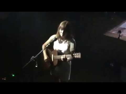 Gabrielle Aplin - What Did You Do? (Live At Wilton's Music Hall, London 9/7/15)