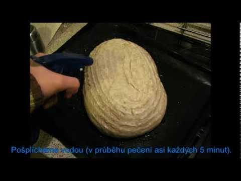 Jak pečeme kváskový chleba?