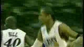 Allen Iverson 37pts vs Tracy McGrady Orlando Magic 2001 MVP