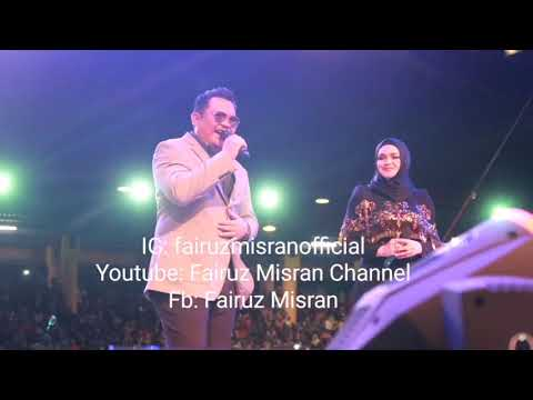 Fairuz Misran duet bersama Dato' Sri Siti Nurhaliza | Dalam air ku terbayang wajah | Regatta Lepa