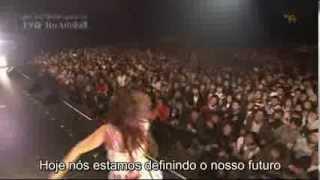 BoA - With U [Outgrow special live] - Legendado em portugu?s
