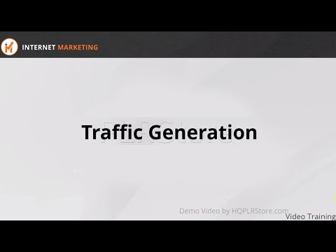hqdefault - Demo Video How to do Traffic Generation
