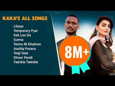 Kaka All songs (Original Full Songs) 2021 | Audio Jukebox 2021 | Libaas | Temporary Pyar - Ajay Meshram
