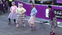 Les mamies qui dansent sur Beyoncé (single ladies)