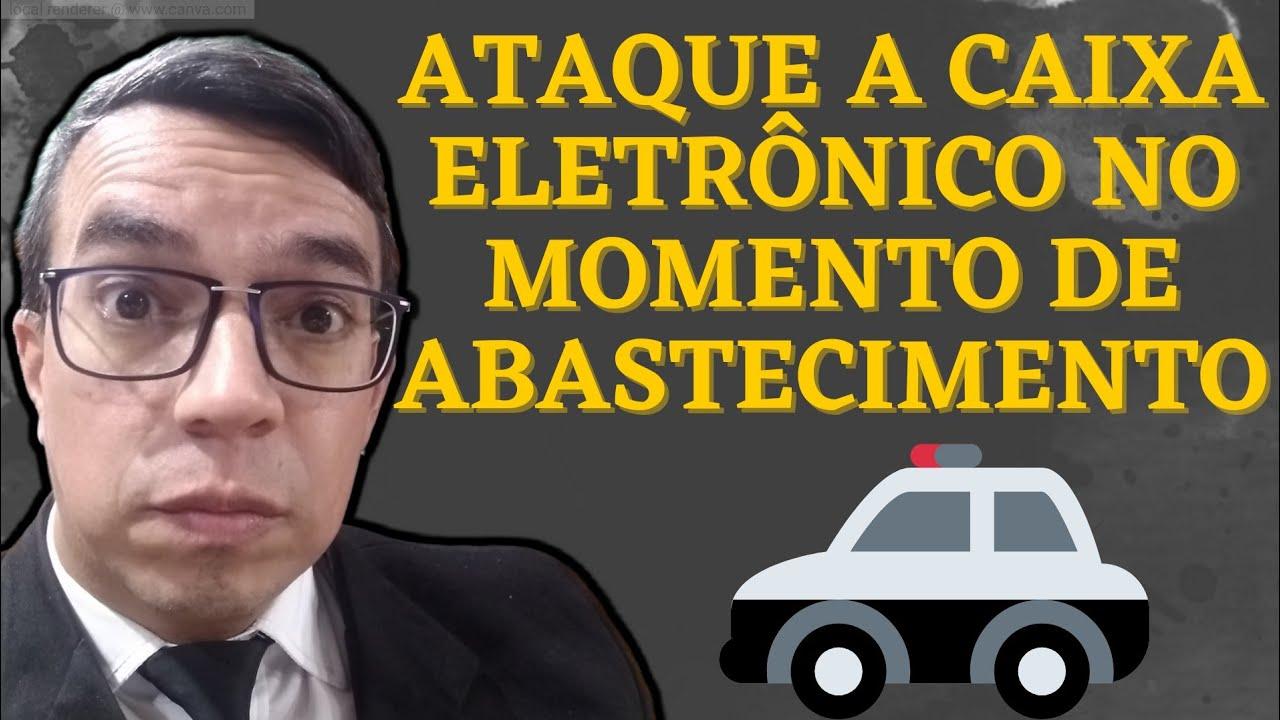 #vigilante #carroforte #seguranca BANDIDOS ATACAM CAIXA ELETRÔNICO VIGILANTES AGEM CORRETAMENTE