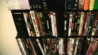 New DVD Shelf!!!