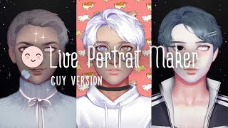 Live Portrait Maker Guys: Android/iOS Trailer