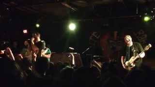 The Wonder Years-I Just Want To Sell Out My Funeral (Live San Antonio, Tx)