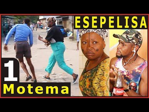 MOTEMA 1 - Vue de Loin,Moseka,Herman, Fatou,Mayo Esepelisa Theatre Congolais Nouveaute 2017 RDC blog