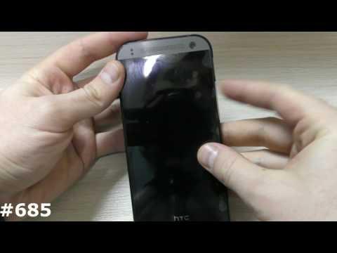 Сброс настроек HTC One Mini 2. Hard Reset HTC One Mini 2