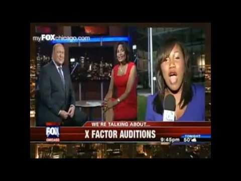 Fox Chicago News on Cheryl Cole (X Factor USA)