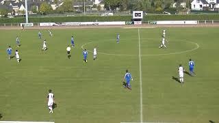 résumé U17 Sablé FC - SCO Angers  29 09 2018