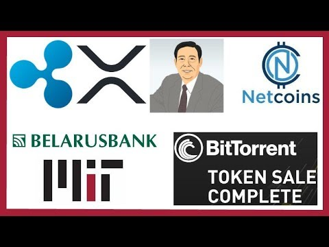 20 World Banks to use XRP - Belarusbank Crypto Exchange - Netcoins Portal - MIT Vault Crypto
