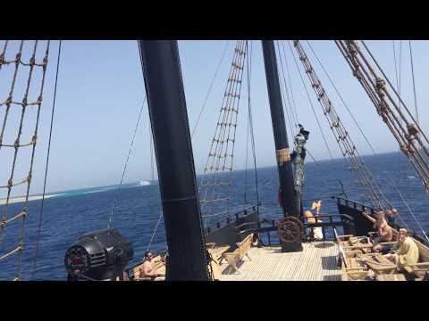 Black pearl in Ras Mohamed Sharm el Shaikh