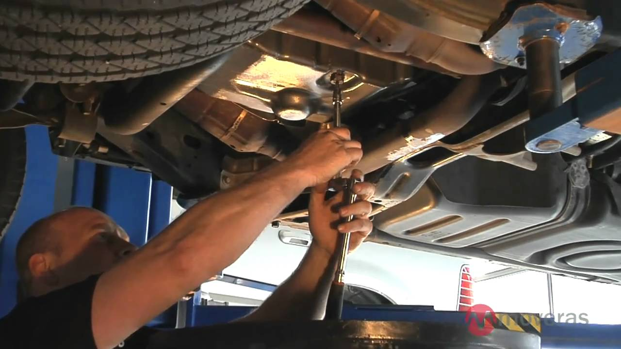 How to check your Transmission Fluid Level  YouTube