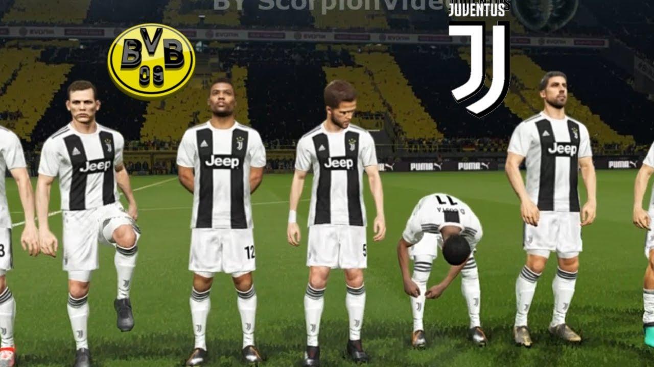 e691105ff Borussia Dortmund vs Juventus