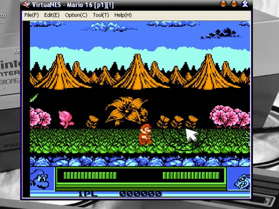 Emulador De Juegos De Nintendo Juegos Viejitos Youtube