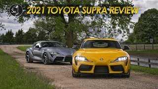 2021 Toyota Supra | 3 Pedals Short of Greatness