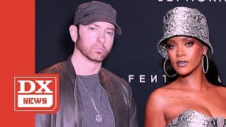 Eminem Song About Chris Brown's Assault On Rihanna Leaked In Full