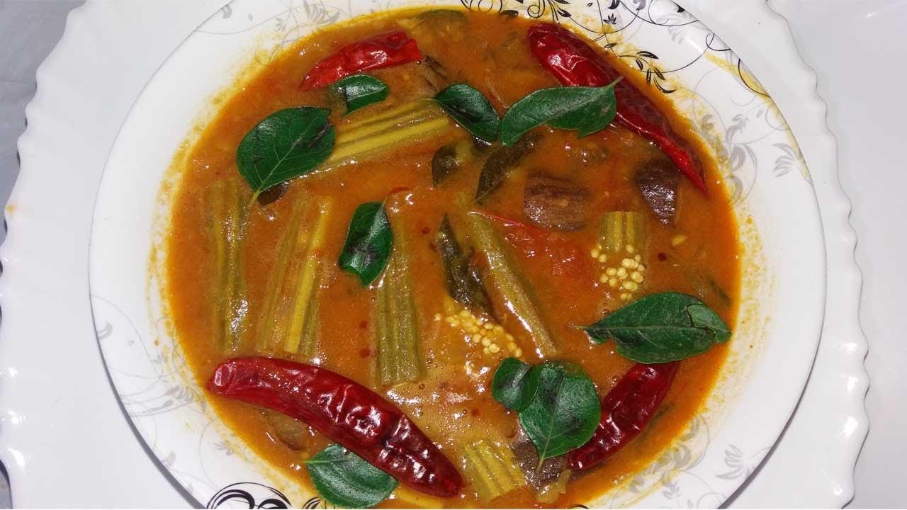 Download Muranka  Sambar   Drumstick Sambar    Food Garlic