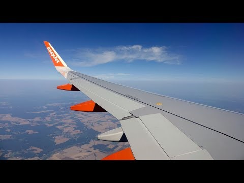 Easyjet Full Flight | Frankfurt - Berlin | Airbus A320