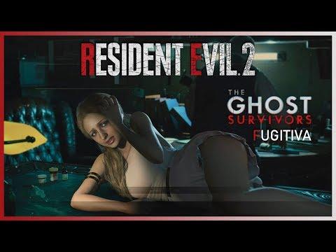 RESIDENT EVIL 2 REMAKE DLC The Ghost Survivors - Fugitiva [Español]