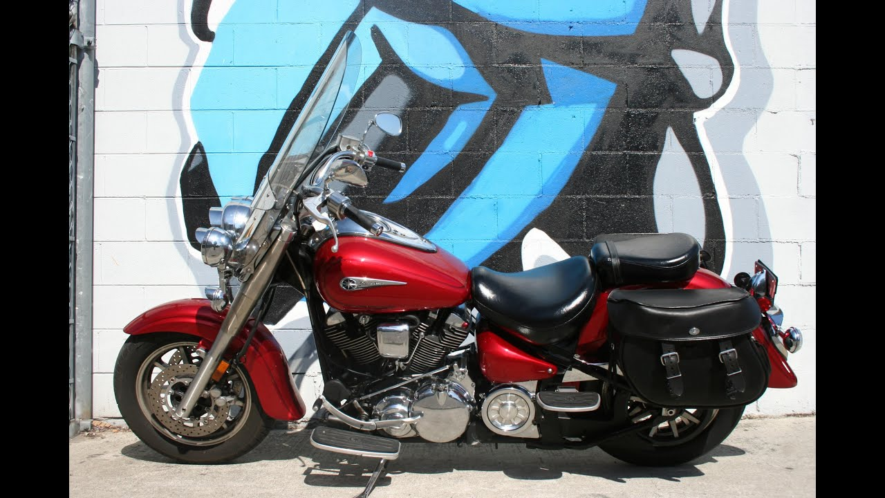 2006 Yamaha Road Star 1700 Motorcycle For Sale     Only