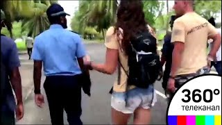 Российских блогеров обокрали на Мальдивах