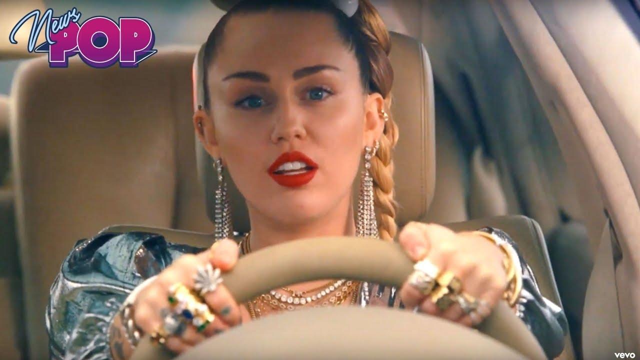 REACCIÓN: Miley Cyrus y Mark Ronson - Nothing Breaks Like a Heart image