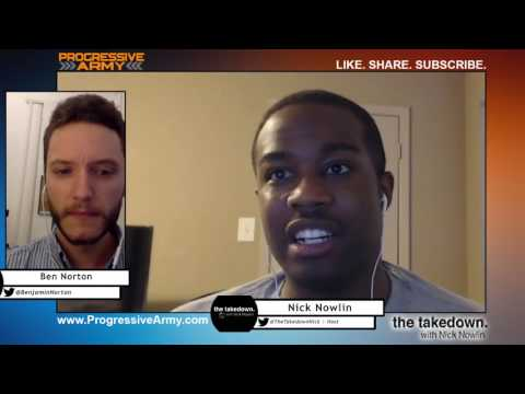 The Takedown with Nick Nowlin: Talking Latin America with Ben Norton