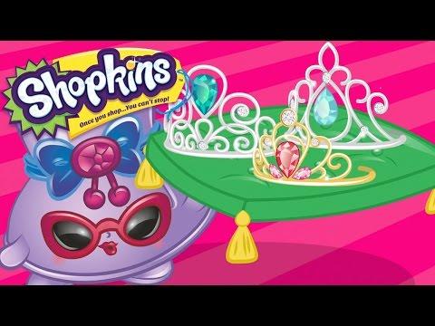 SHOPKINS -THE CROWN | Cartoons For Kids | Toys For Kids | Shopkins Cartoon