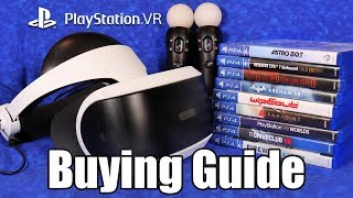 PlayStation VR (PSVR) Buying Guide for 2019 + Best 12 Games