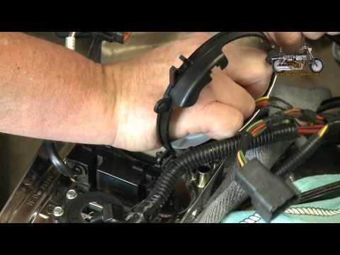 electrical oil pressure gauge hook up