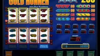 Gold Runner kostenlos spielen - Novomatic / Eurocoin