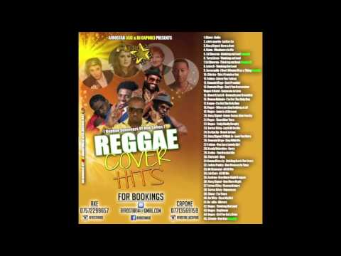 REGGAE COVER HITS MIX 2016