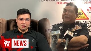 Cops receive report on identity of the men in Haziq sex video