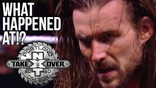 What Happened At WWE NXT TakeOver Portland?