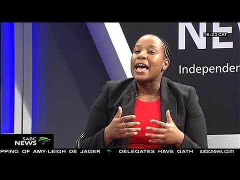Transformation in SA Asset Management Industry: Akhona Mlamleli