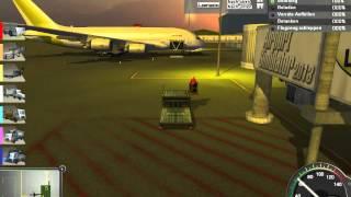 Let´s Play Airport Simulator 2013  #2 - Ersten 2 Missionen erfolgreich abgeschlossen