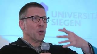 Umweltökonom Dr. Niko Paech im Gespräch