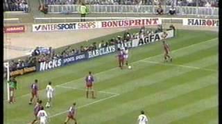 crystal palace v man united 1990 fa cup final