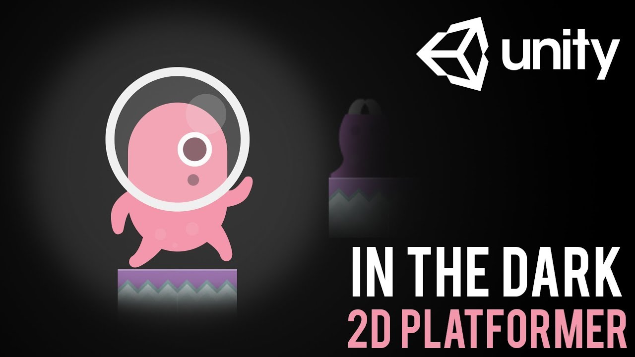 Create A 2D Platformer Game In Unity (Part 1)