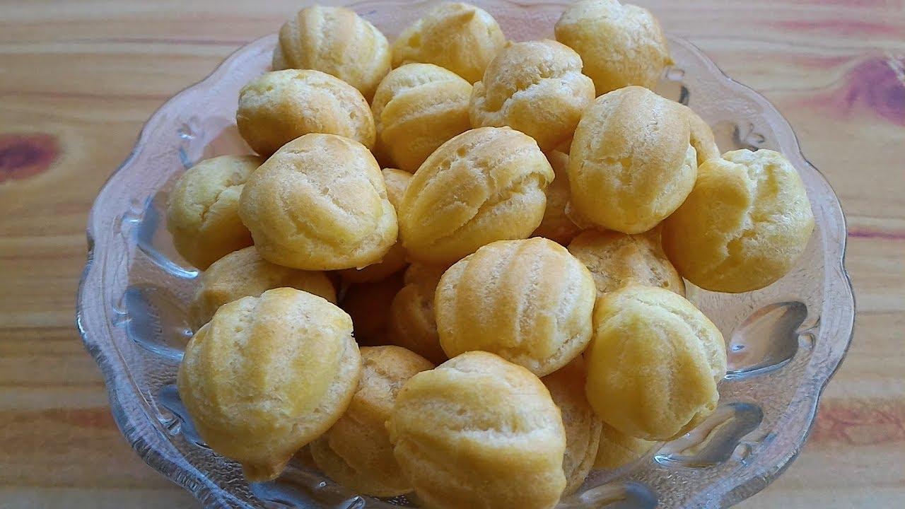 Sus Kering Tanpa Kejucrispy Crunchy Choux Pastry