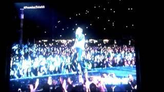 Prince Royce en Premios Telehit/ Back it up