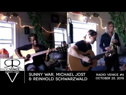 Radio Venice #6 - Sunny War, Michael Jost and Reinhold Schwarzwald