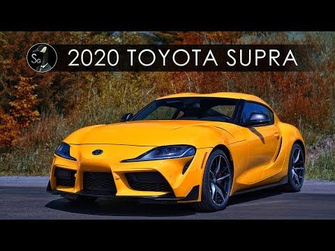 2020 Toyota Supra | Translation Problems