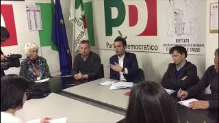 Conferenza Pd Domodossola su sito visitossola 2019